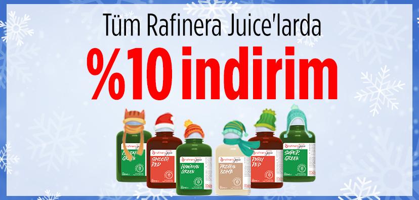 Juice %10 İndirim Kampanyası